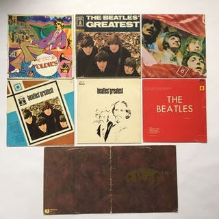 Beatles - Multiple titles - 2x LP Album (Doppelalbum)