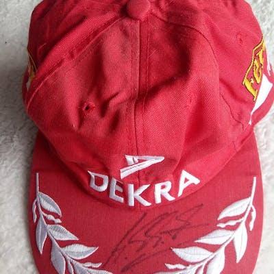 Ferrari - Formula One - Michael Schumacher - 1996 - Baseball cap