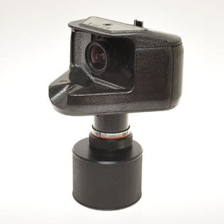 Alpa Rotocamera 6070, very rare 360° panoramic film camera, c.1980, exc+++