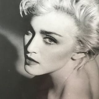 Herb Ritts (1952-2002) - Madonna, 'Hollywood session', 1986