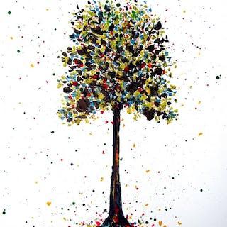 Kspersee - Spring tree