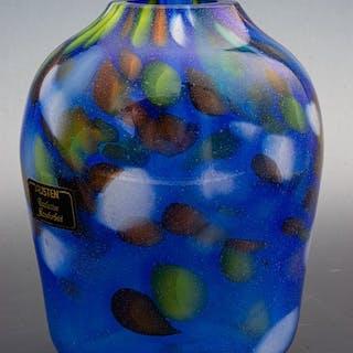 Franz Austen - Vase - Höhe 15 cm - Glas