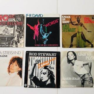 10cc, Diana Ross