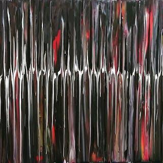 Audrey Granjeaud- Tableau abstrait contemporain