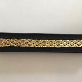vintage jaren 60 / 70 14karaat gouden armband- 14 kt. Yellow gold - Bracelet