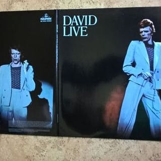 David Bowie - David Live (2005 Mix) - 2x LP Album (Doppelalbum) - 2016