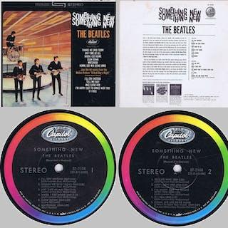 THE BEATLES - Something New- (Original 'Stereo' LP Album) - 1964/1964
