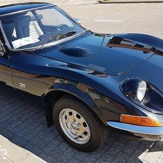 Opel - GT - 1970
