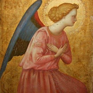 Escuela española- Angel custodio