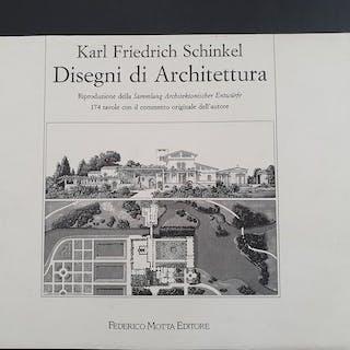 Karl Friedrich Schinkel -Raccolta di Disegni di Architettura - 1991