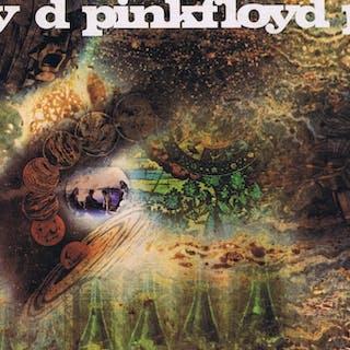 PINK FLOYD - A Saucerful Of Secrets - Original-LP-Album - 1968/1968