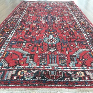 Hamadan - Teppich - 196 cm - 106 cm
