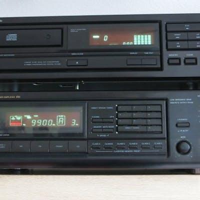 Onkyo - TX-7920 und DX -1400 - Diverse modellen - Stereoanlage