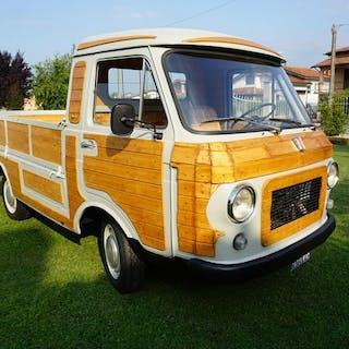 Fiat - 241 AT (241 T) NO RESERVE - 1976