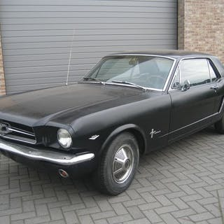 Ford USA - Mustang - Préproductie - 1964