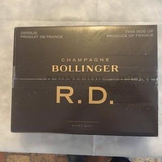 2004 Bollinger R.D. - Champagne Extra Brut - 3 Bottles (0.75L)