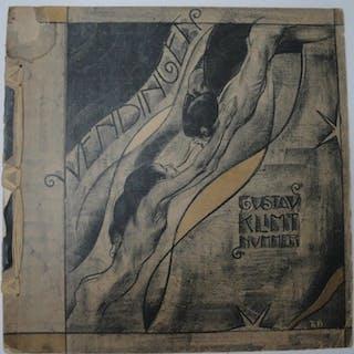 Wendingen; H.Th. Wijdeveld- Gustav Klimt. Serie 3, nr. 2 - 1920