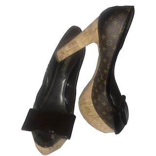 Louis Vuitton Scarpe col tacco - Taglia: IT 37,5