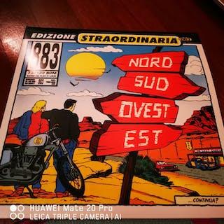 883 - Nord Sud Ovest Est - Album 2xLP (doppio) - 2017