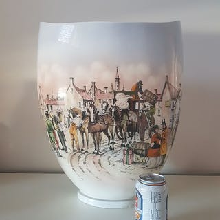 Clelia BERTETTI (1904-1997) - C.I.A. Manna - Vase - Ceramic