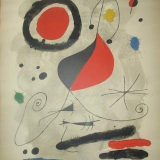 Joan Miró - L' Arc