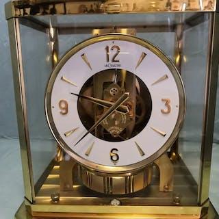 Atmos clock - gold-plated brass - Second half 20th century