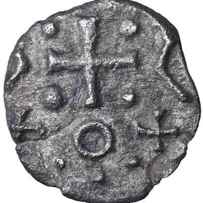 Vichinghi e l'inizio dell'Inghilterra anglosassone - Silver Sceat, 695-740 AD