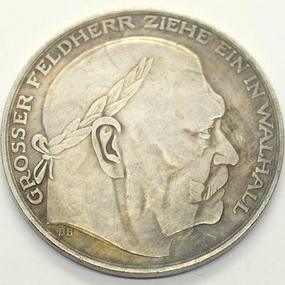 Germania - Grosser Feldherr Ziehe Ein a Walhall - Medaglia