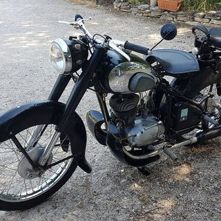 Aiglon - 556TC - 125 cc - 1955