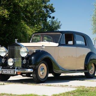 Rolls-Royce - Silver Wraith (Park Ward) Sports Saloon - 1949