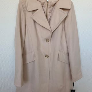 Karl Lagerfeld - New - Never Used- Wool - Coat Jacket - Size:S