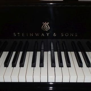 Steinway & Sons - c - Fortepiano - Allemagne - 1896