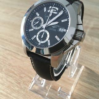 Longines - Longines Conquest 300M Automatic chronograph...