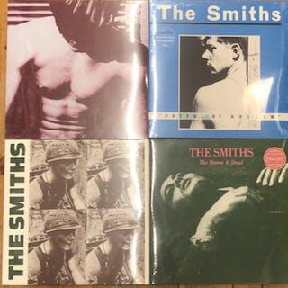 Smiths - Four albums