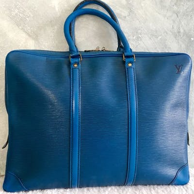 Louis Vuitton - Epi porte document borsa da lavoro