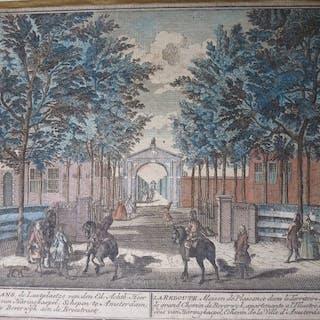 Hendrik de Leth - De Schans de Lustplaats von Ed Ambt...