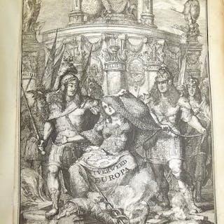 Petrus Valkenier - T'verwerd Europa + vervolg van het Verwerd Europa - 1675/1688