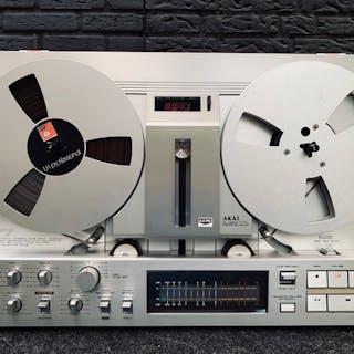 Akai - GX-77 6 HEAD - Tape Deck 18 cm