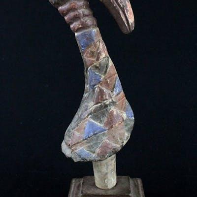 Statue d'oiseau - Bois - Baga - Guinée Conakry