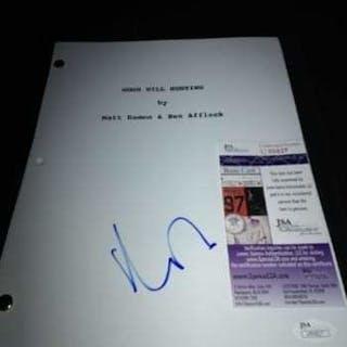 Good Will Hunting - Matt Damon - Movie Script