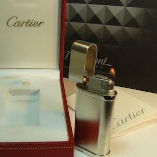 Cartier ovale - Taschenfeuerzeug - Vollständige Sammlung