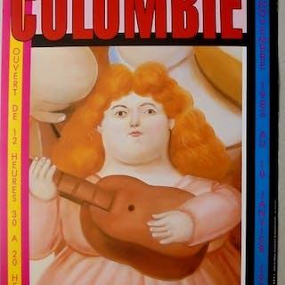 Botero - Art de la rue Colombie - 1983