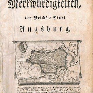 Paul von Stetten - Die vornehmsten Merkwürdigkeiten