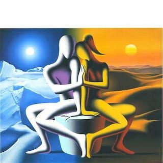 Mark Kostabi - Night and Day