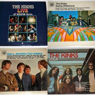 Kinks - The Kinks Live