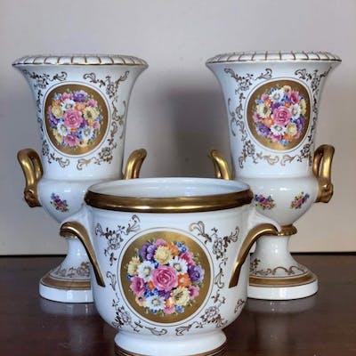 Limonges - Vaso - Ceramica