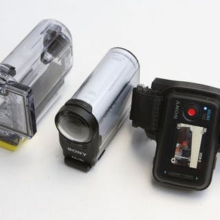 Sony HDR-AS200V + RM-LVR2