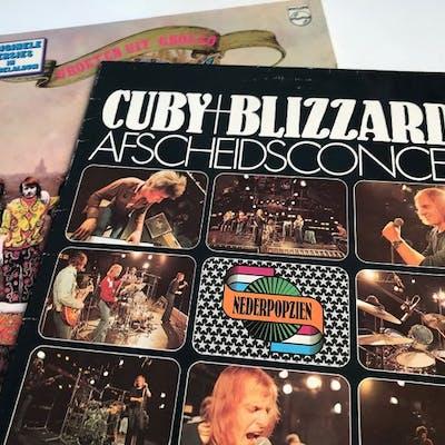 Cuby + Blizzards - Groeten Uit Grolloo / Desolation 2LP +...