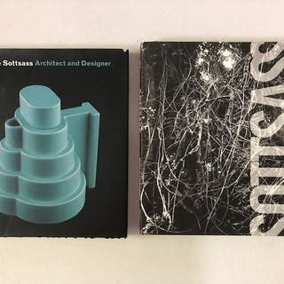 Ettore Sottsass - Lot with 2 books - 2004/2006