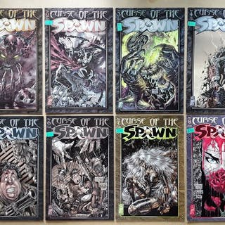 Curse of Spawn - 29X Complete Series - #1-29 - Anti-Pope